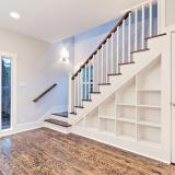 Лестницы с кладовой