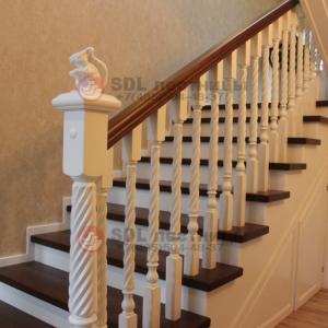 Облицовка бетонных лестниц