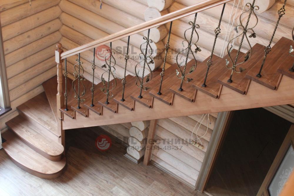 Установка лестницы в доме - Строим лестницу в частном доме